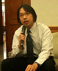 林三加律師表示修環評法應落實民眾參與。
