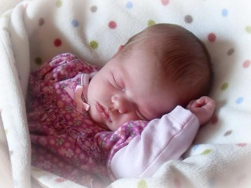 Miriam Elizabeth - 2 weeks