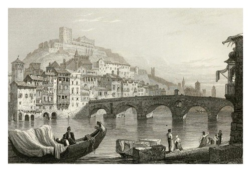 011-Verona-The tourist in Switzerland and Italy-1830-Samuel Prout