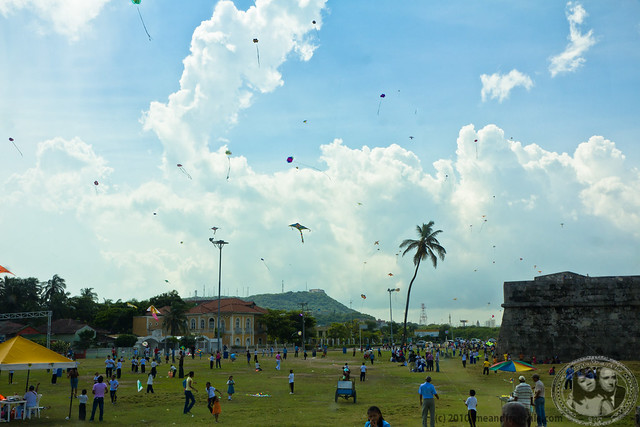 Kite Flying Is A Traditional Past Time