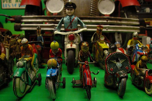 The Nashville Toy Museum – antique toys galore!