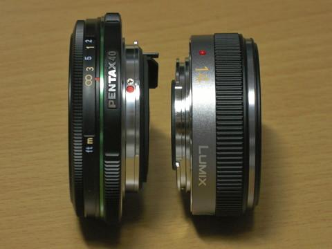 LUMIX G 14mm F2.5 を衝動買い