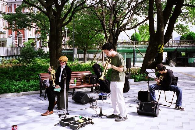 Jazz in Osaka