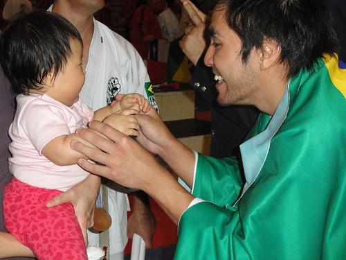 Yumi e Tio Horácio