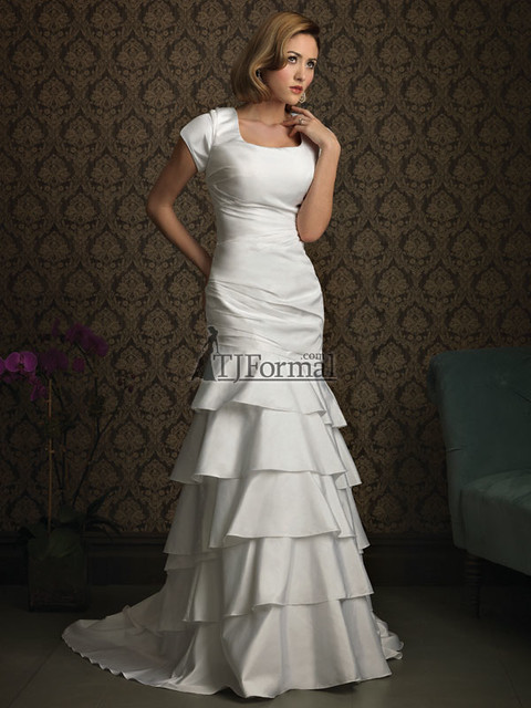 Modest Wedding Dress