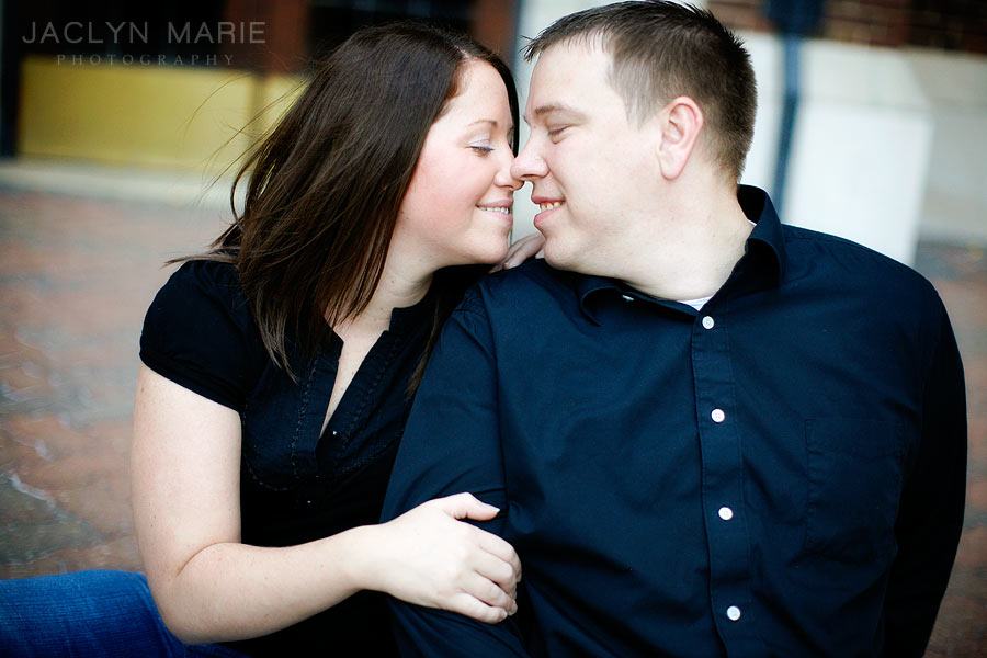 Lawrence, Kansas engagement photography
