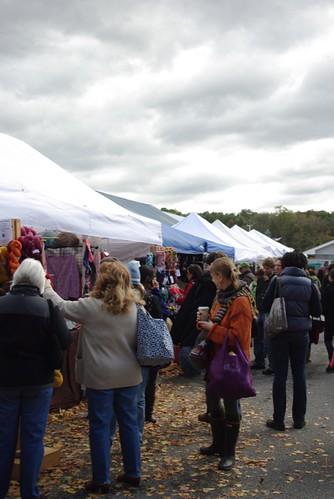 Vendor Tents