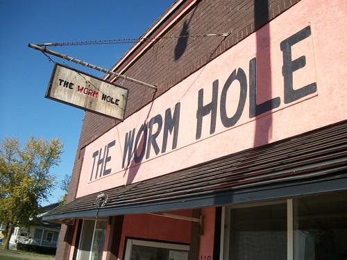 The Worm Hole