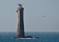 Ouessant - Phare de Nividic - 12/10/10 (Philippe_Boissel) Tags: france europe country bretagne phare finistre ouessant 0036