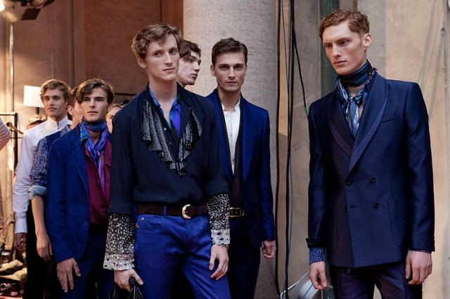 Bastiaan Ninaber3377_SS11_Milan_Roverto Cavalli BS(Dazed digital)