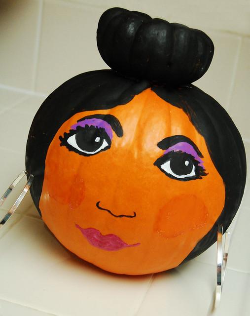 snooki pumpkin