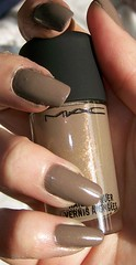 mac nail trend 10 earthly harmony natural light