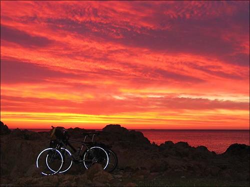 sunrise in Sardegna