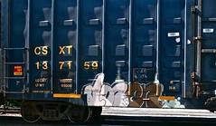 IMG_5136 (mightyquinninwky) Tags: railroad graffiti tag graf tracks railway tags tagged railcar rails boxcar graff graphiti freight trainart fr8 railart boxcarart freightart taggedboxcar paintedboxcar paintedrailcar taggedrailcar