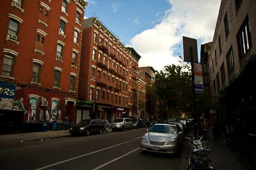 East Village, NYC