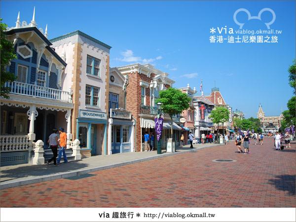 【香港自由行】跟著via玩香港(1)~爆走香港迪士尼樂園12