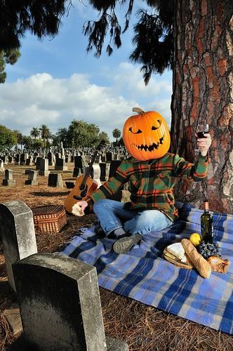 The Adventures of Mr. Pumpkinhead, Part II