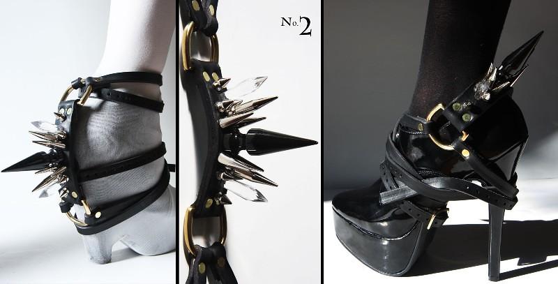 Indecorous taste shoe harness 2