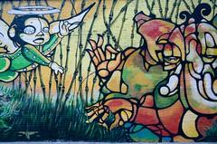 Street art, DUMBO