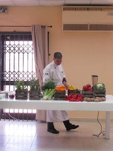 Chef Amir Ilan