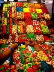 tra i migliori peccati e piaceri (silvia deb) Tags: barcelona candy boqueria caramelle vizicapitali
