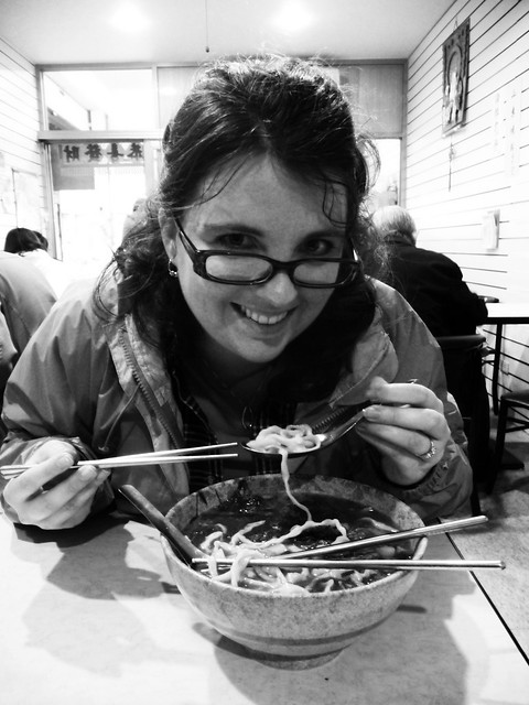 Marisa Eats Soup
