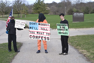 2010 Anti-Torture Vigil - Week 7