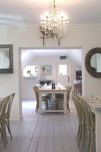 Hay Loft Dining Room at Mill at Avoca Village by Avoca Ireland