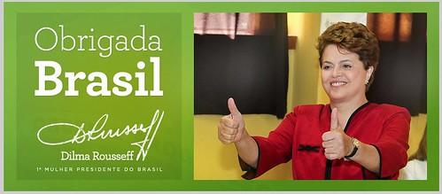 Dilma Rousseff élue Présidente du Brésil