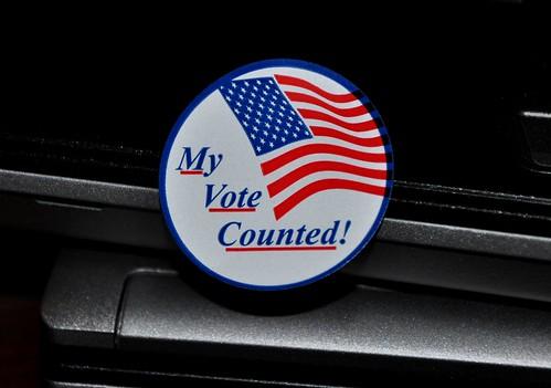 Oct 2010 Vote