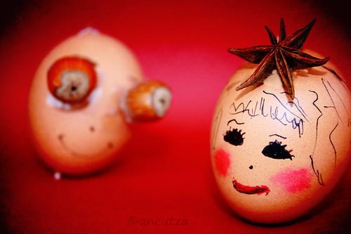 Uova divertenti