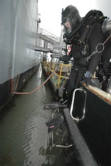 Trial - Portsmouth Harbour (Militarydiver) Tags: