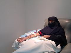 Blood donation camp organized to help Haj pilgrims (TwoCircles.net) Tags: hijab email niqab