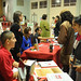 Students and community attend the 3rd annual Now & Then event celebrating African-American Heritage Month, February 2009.
