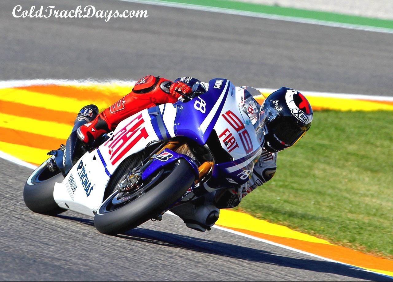 MotoGP // LORENZO ENDS 2010 W/VALENCIA WIN