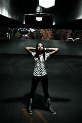 [フリー画像] 人物, 女性, 黒人女性, 201011190500