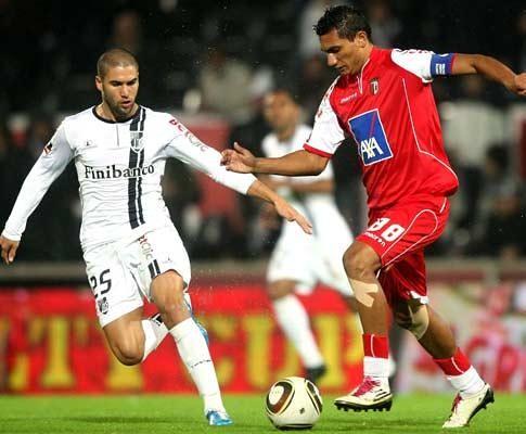 SC Braga - Jogos - Liga ZonSagres - V Guimarães 2-1 SC Braga ©maisfutebol