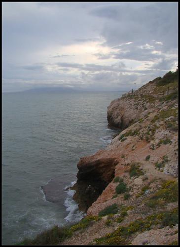 Acantilado Rincón de la Victoria (3)