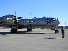 DSCN1906 (FLY2BIGBEAR) Tags: flying airport europe aircraft aviation wwii airplanes airshow b17 longbeach convention planes ww2 boeing bomber strategic fortress aopa allied aiccraftownersandpilotsassociation