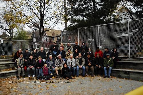 Finally!!!!  A Good Group shot