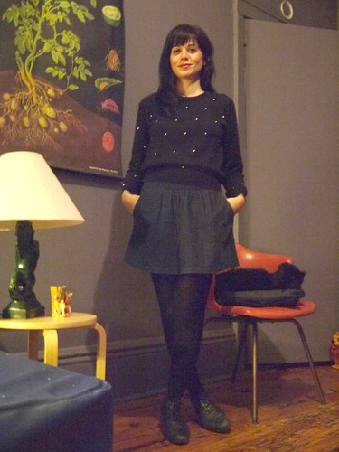 11-11-10 Thursday - Olsen Haus Pratt Thing