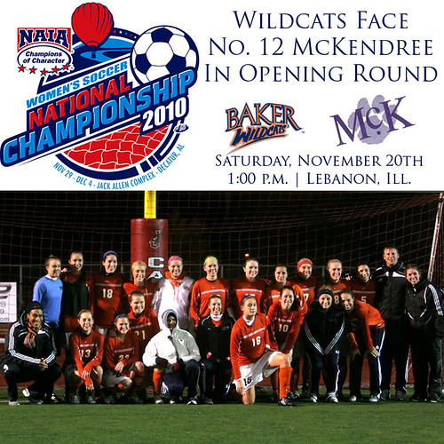 NAIA Women's Soccer Opening Round