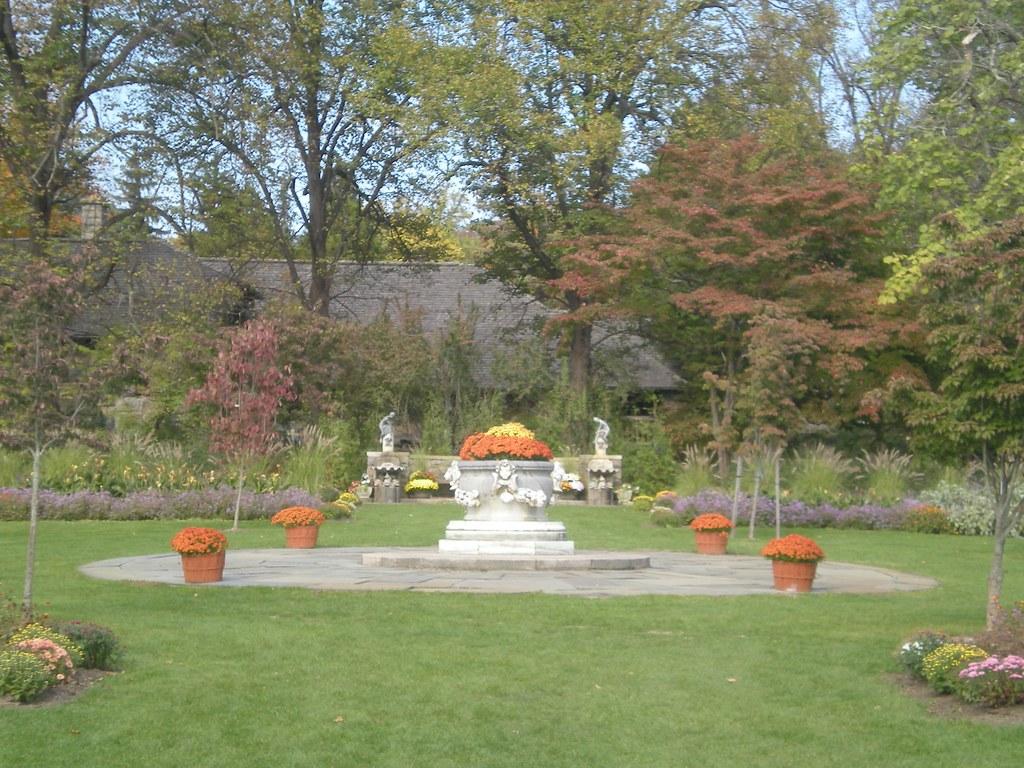 Annual Garden, New Jersey Botnical Garden