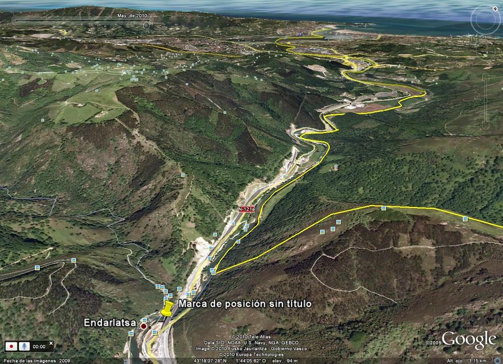 Descenso del Río Bidasoa