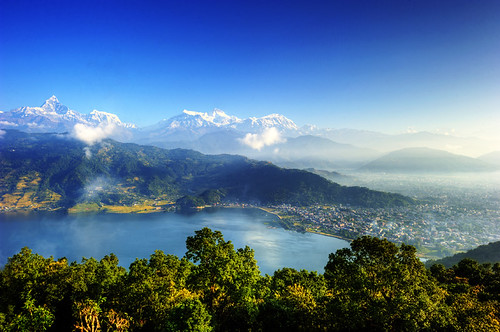 Pokhara Nepal living