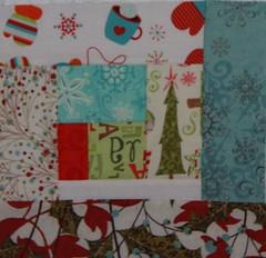xmaslogcabin2 (Rene' Creates) Tags: christmas modern liberated freepieced