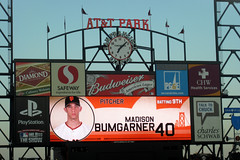 AT&T Park's solar-powered scoreboard (by: Wally Gobetz, creative commons license)