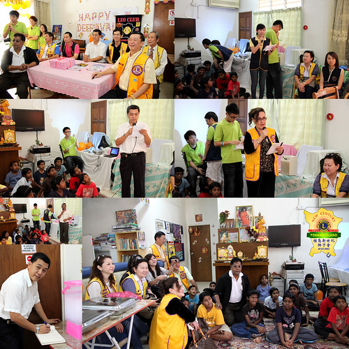 Deepavali Celebration at Shan Children's Home1