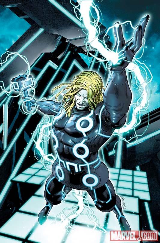 Thor - Tron