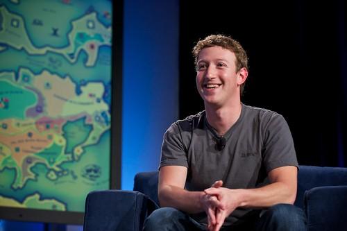 Mark Zuckerberg at Web 2.0 Summit